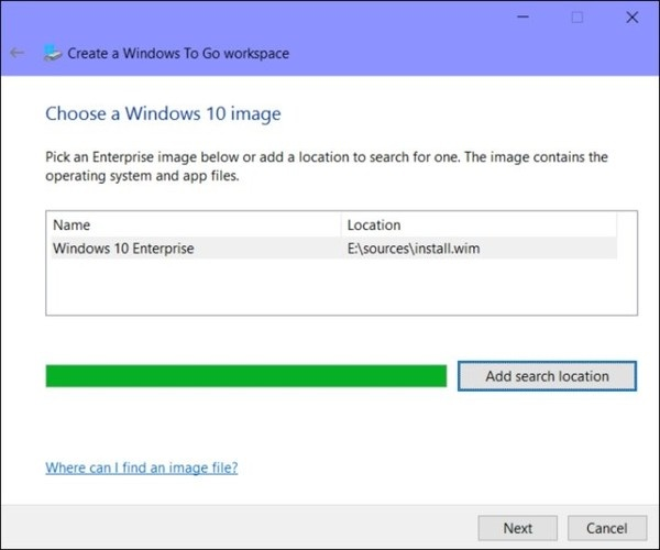 Can I copy windows 10 system files to another drive and boot from it