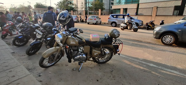 Is Royal Enfield Good For Daily Office Commute Quora