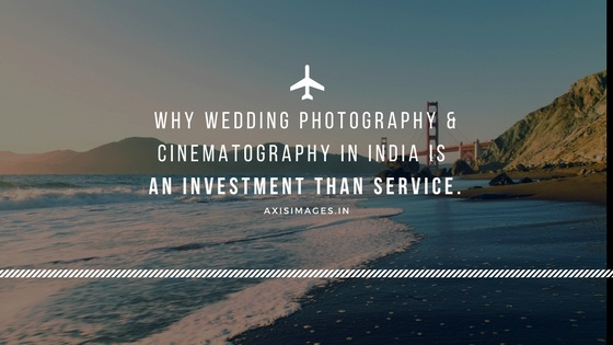 Why Do Wedding Photographers Charge So Much