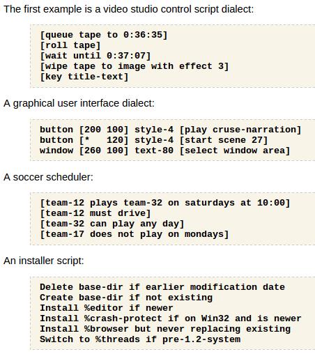 difference between scripting language and programming language pdf
