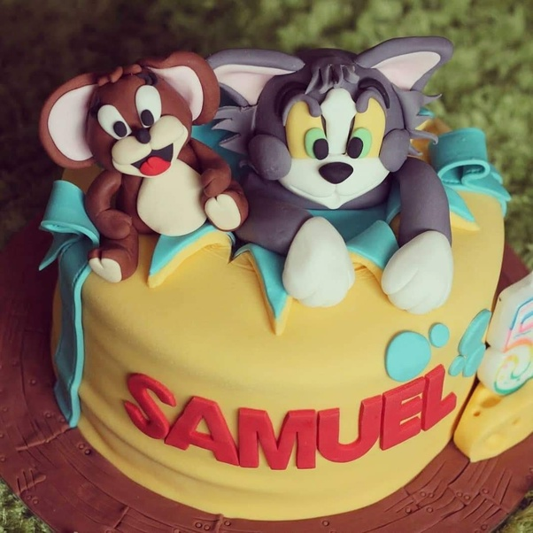 Superb Which Is The Best Bakery For Birthday Cartoon Cakes In India Quora Funny Birthday Cards Online Bapapcheapnameinfo