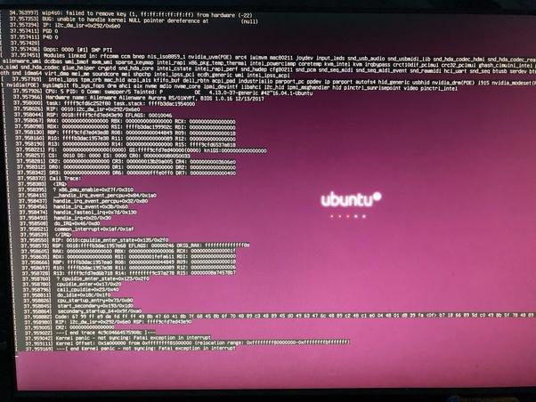 How to fix a Ubuntu 16 04 4 shutdown problem - Quora