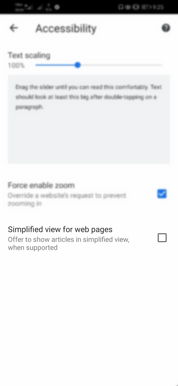 How to view Chrome (Android) in full screen mode - Quora