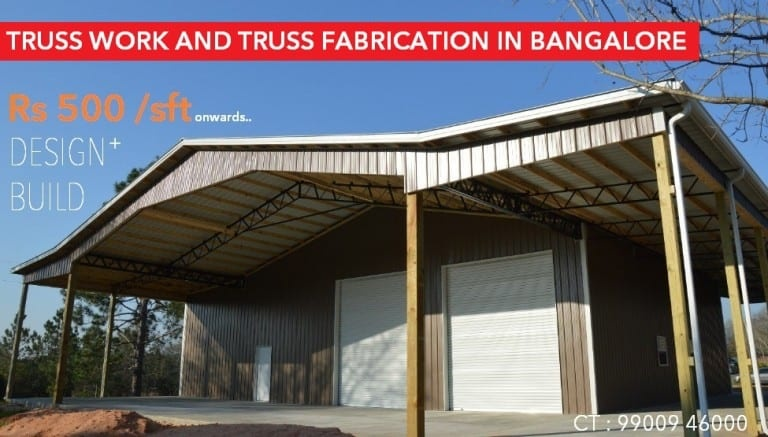 What Is The Cost Of Industrial Shed Construction In