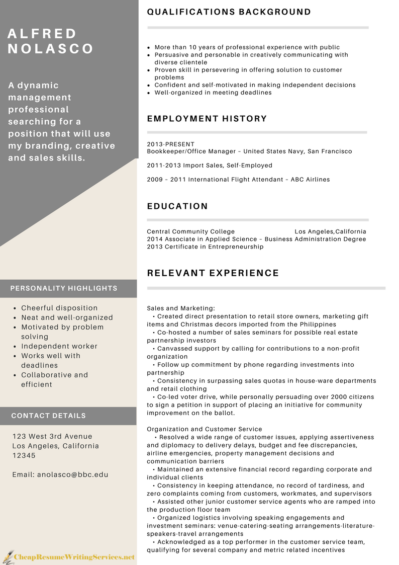 What Is The Best Resume Writing Service On The Web Quora
