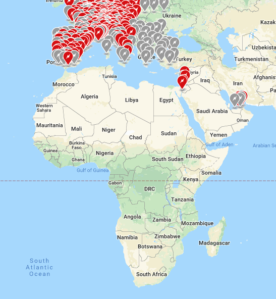 Are there any Tesla SuperChargers in Africa? - Quora