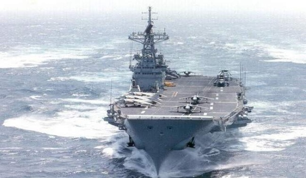 What would Spain's new aircraft carrier be like? - QuoraSpanish Aircraft Carrier