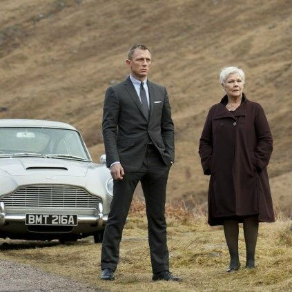 Did Bond Drive The Same Aston Martin DB5 In Skyfall As He Did In Goldfinger  And Thunderball?