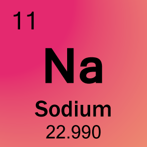 What is the atomic number of sodium quora sodium atoms have 11 electrons one more than the extremely stable configuration of the noble gas neon urtaz Image collections