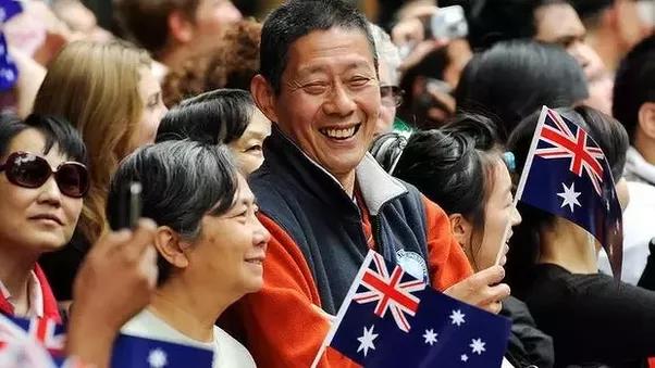 Asians in sydney