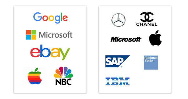 What Do The Four Colours In Microsoft Logo Stand For