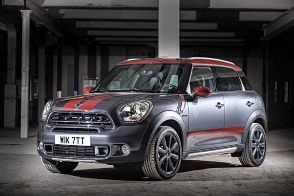 The Mini Is More Compact And Ideal For Daily Commute In Busy City Mercedes Luxurious Leg Head Room Often Chosen
