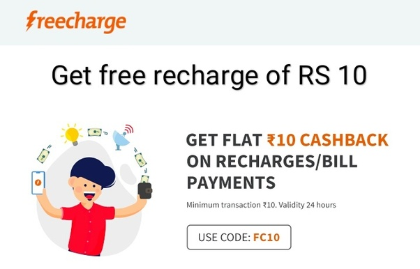 What are some best free mobile recharge, data and referral offers