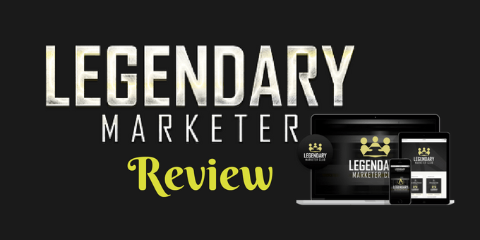Legendary Marketer  Black Friday