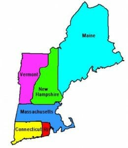 state of new england map Is New York A Part Of New England If Yes Which One Quora