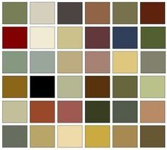 What is a muted color? What are its characteristics?