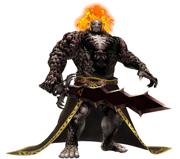 How Powerful Would A Fusion Of Ganondorf And Akuma Be Quora