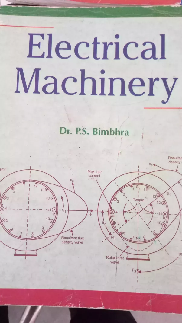 What is the best book for electrical machines quora apart from that book from dp kothari and ij nagrath is also a good book for electrical machine fandeluxe Choice Image