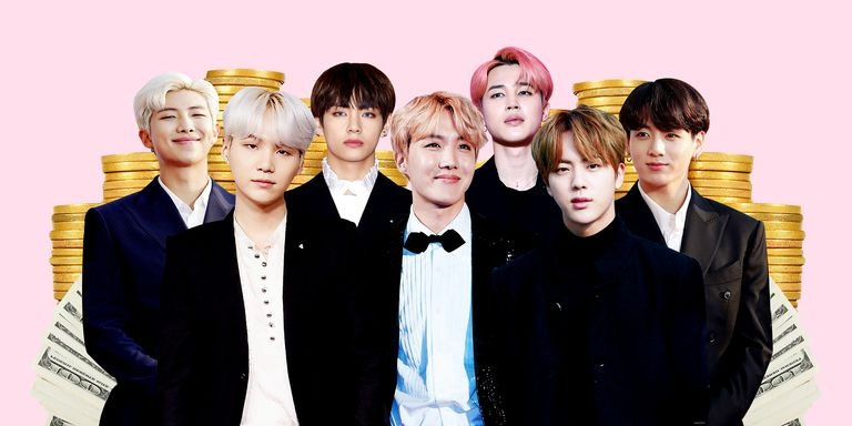 How much is BTS' net worth in 2019? - Quora