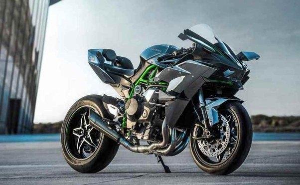 Kawasaki Ninja H Carbon Top Speed