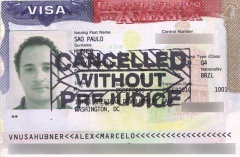 U S  Immigration: If I had my US visa canceled once will I be able