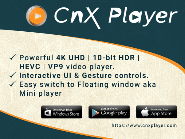hoid p hevc h265 video player для android