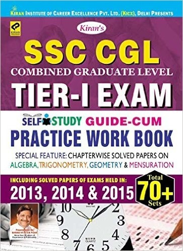 Which is the best book of english for competitive exams english is buy ssc cgl tier i exam self study guide cum practice work book book online at low prices in india fandeluxe Choice Image