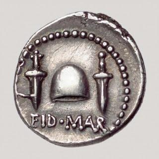 Well This Is The Denarius Struck By Brutus After Ination Of Julius Caesar On Eides March So You Re Looking At Around A Cool 300 000 Plus