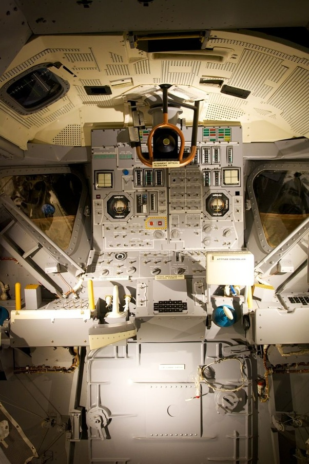 Space Engine Room: How Did NASA Provide Habitable Space For Astronauts In The