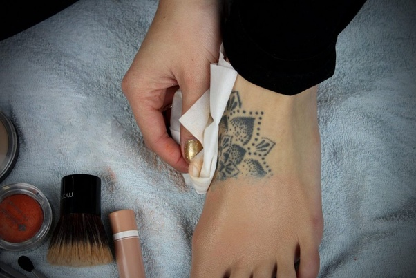 What are the best ways to hide tattoos? - Quora