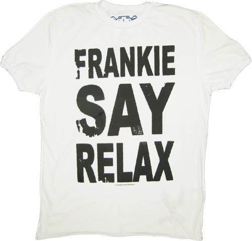 what does frankie says relax mean quora