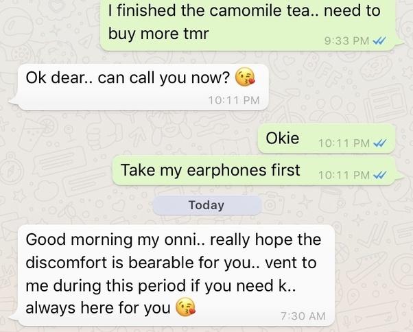 Why you call my boyfriend