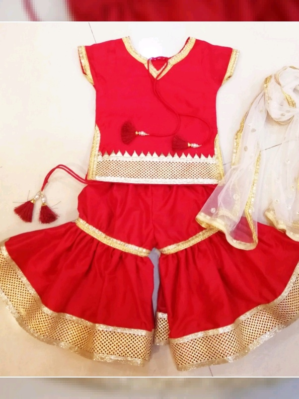 5b54128a7a3a The website that I buy kids ethnic wear from is Forever Kidz. Whether you  want to buy lehenga choli set