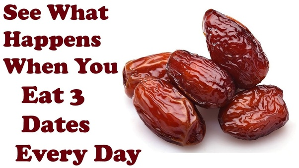 Eat Dates For Fiber And Constipation Relief