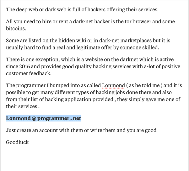 What site can I use to speak to hackers? - Quora