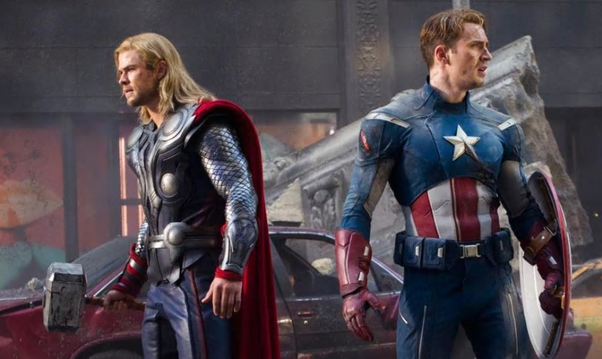 Why is Captain America better with Mjolnir than Thor? - Quora