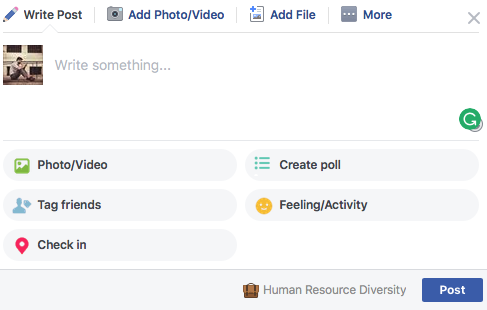 how to create a poll on facebook group quora
