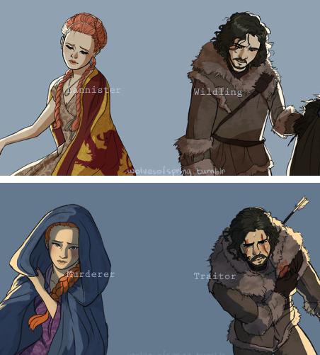Why do people ship Jon and Sansa? - Quora
