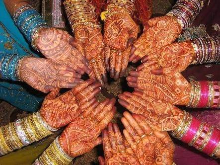 Mehendi Ceremony S List : What are the different functions events in an indian wedding