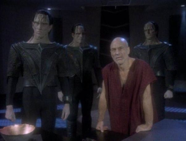 Which Star Trek TNG and DS9 episodes overlay chronologically? What ...