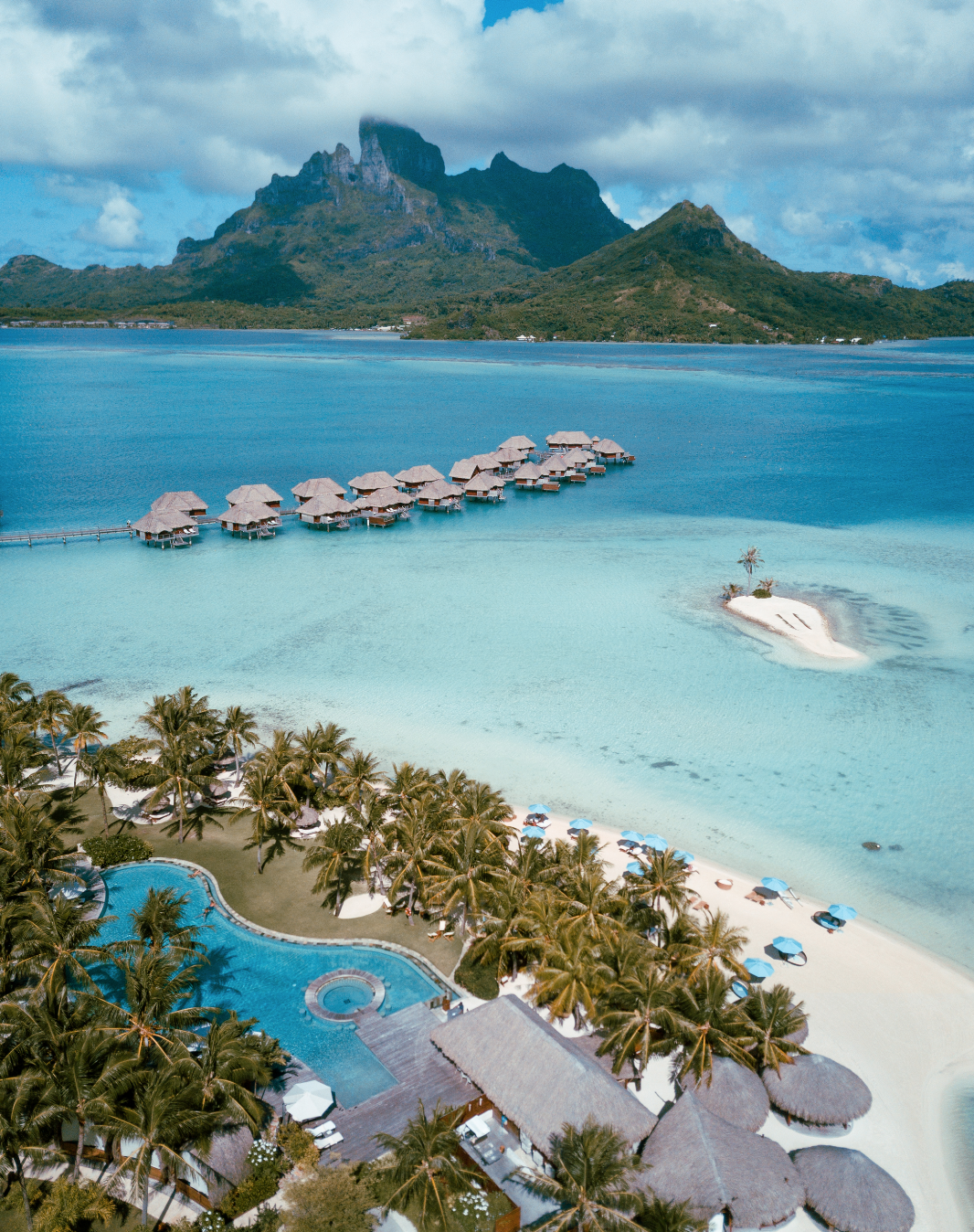 Which Place Is Better For A Vacation The Maldives Or Bora