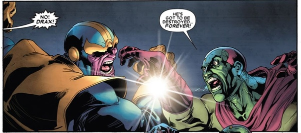 Drax The Destroyer Vs Venom: Who Would Win, Drax Or Thanos?
