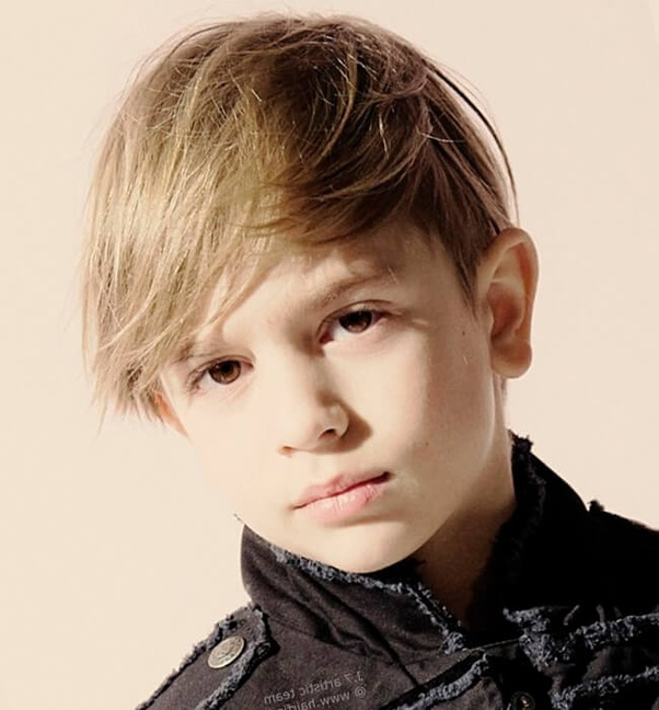 What Is Best Hair Cut For Boys?