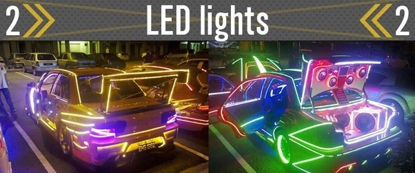 How Much Does It Cost To Install Led Lights In Your Car