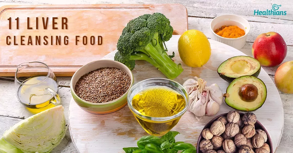 how to clean fatty liver naturally