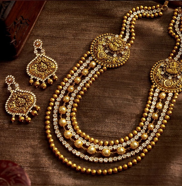 Which is the best store to buy gold temple jewelry in