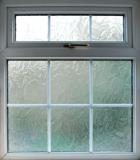Can you see through glass block windows quora for Paint you can use on glass