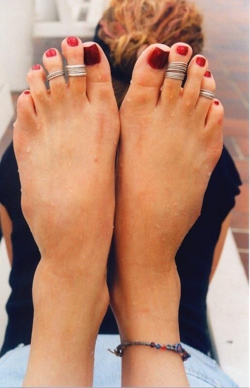 Lesbo foot pics