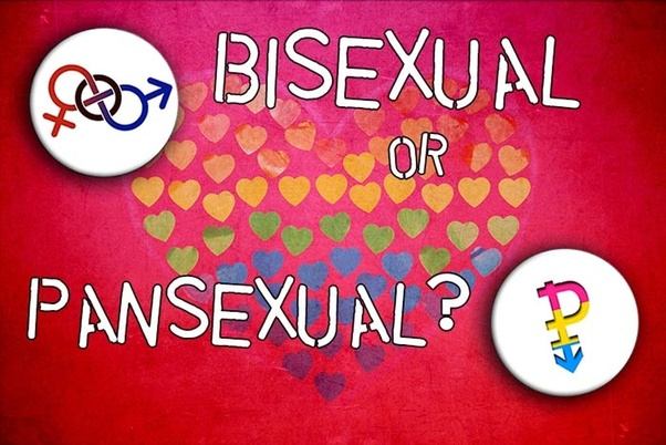 Pansexual and bisexual difference