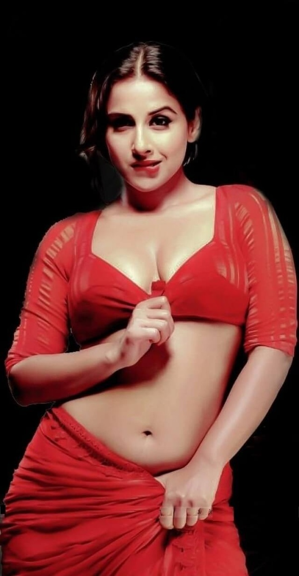 What Are Some Hot Pictures Of Actress Vidya Balan - Quora-7658